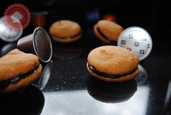 G teaux moelleux fourr s au chocolat - Petit gateau pour le gouter ...