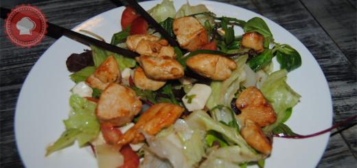 salade poulet caramel-une