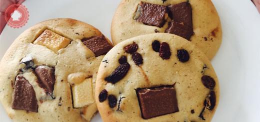 Une recette de cookies généreux et hyper gourmands comme ceux de la pâtissière Laura Petit