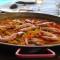 Fideua Valencienne de fruits de mer et son aïoli