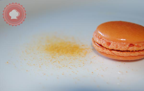 macaron-orange-choco
