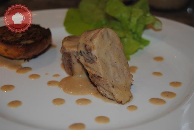 Une fabuleuse recette de filet mignon en sauce aux gousses d'ail