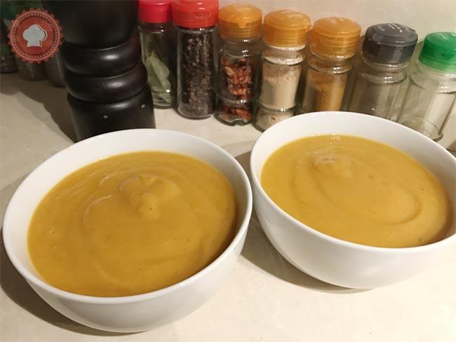 Une recette de potage de légumes à la sauce soja au petit goût fumé original pour se tenir chaud en hiver