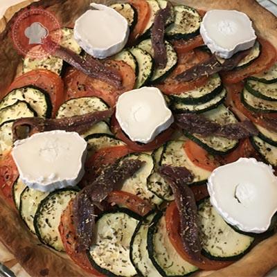 tarte-legumes-anchois-chevre2