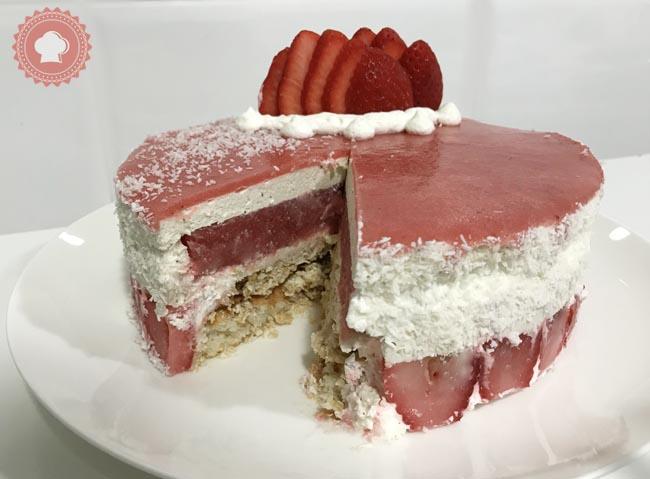 entremet-coco-fraises