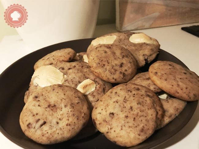 La recette des cookies avec des blancs d'œufs (sans jaune) pour ne plus gâcher vos blancs d'œufs.
